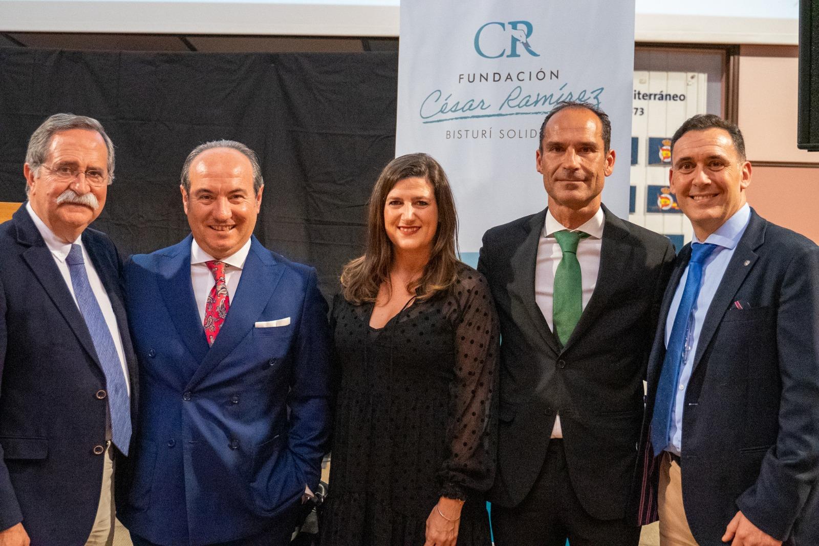 Fundación Unicaja y Fundación César Ramírez Bisturí Solidario